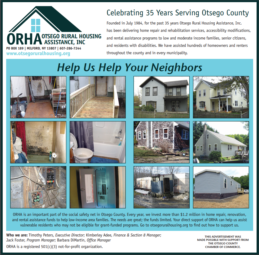 Celebrating ORHA's 35th Anniversary